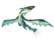 MHF1-Green Plesioth Render 001