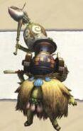 Artillerymask