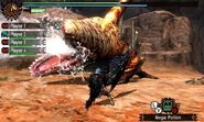 MH4U-Tigerstripe Zamtrios Screenshot 016