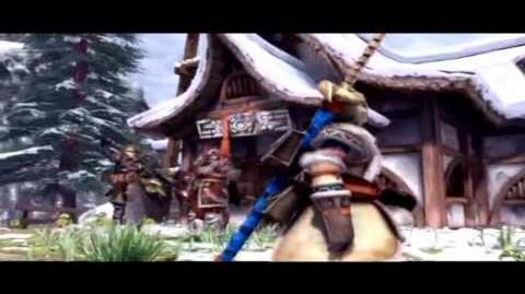 Monster Hunter Freedom 2 Intro