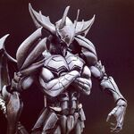 Play Arts Kai-Tetsuya Nomura Monster Hunter 4 Ultimate Collaboration Figure 002