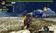 MH4U-Zinogre and Furious Rajang Screenshot 007