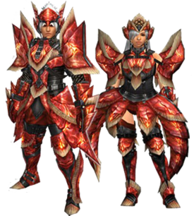 MHFO Booster Pack 003 Armor