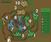 Monster hunter freedom 2 jungle