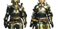MH3: Gunner Armor Skill Points