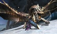 MH4U-Kushala Daora Screenshot 002