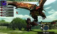 MHGen-Dreadking Rathalos Screenshot 009