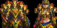 Najarala S Armor (Gunner) (MH4)