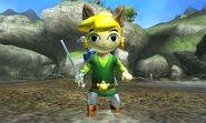 MHGen-Wind Waker Palico Equipment Screenshot 001