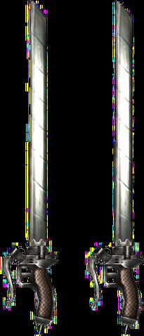 File:MHXR-Dual Blades Render 002.png
