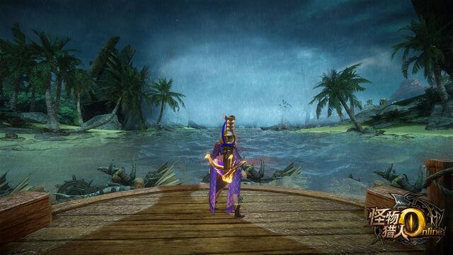 File:MHO-Great Fortress Lake Screenshot 001.jpg