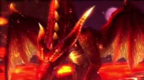 Kogath - Monster Hunter 4G - Crimson Fatalis Variant Intro
