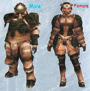 Mosswine armor by Will Hunter