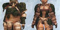 Mosswine Armor