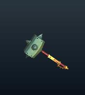 File:MH4U-Relic Hammer 004 Render 003.png