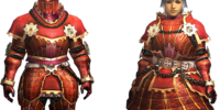 Kaiser Armor (Blademaster) (MH4)