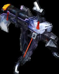 MH4U-Light Bowgun Render 999