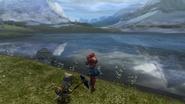 MHFU-Snowy Mountains Screenshot-008