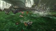 MHP3-Silver Rathalos Screenshot 015
