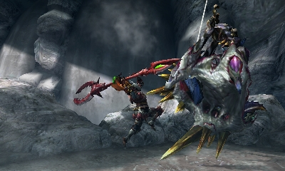 MH4U-Shrouded Nerscylla Screenshot 008