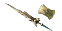Basarios Venom Spear (MH4U)