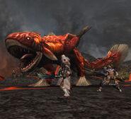 FrontierGen-Lavasioth Subspecies Screenshot 002