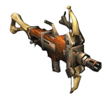MH4-Light Bowgun Render 001