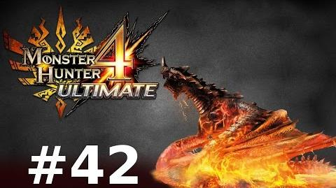 Monster Hunter 4 Ultimate Multiplayer -- Part 42 Brooklyn Rangers vs