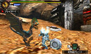 MH4U-Blue Yian Kut-Ku Screenshot 005