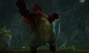 MHGen-Redhelm Arzuros Screenshot 008