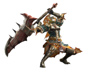 2ndGen-Great Sword Equipment Render 001
