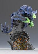 Capcom Figure Builder Creator's Model Brachydios 001