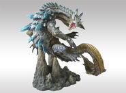 Capcom Figure Builder Creator's Model Ivory Lagiacrus 001