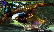 MHGen-Hyper Gold Rathian Screenshot 005