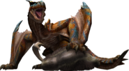2ndGen-Tigrex and Popo Render 001