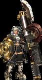 FrontierGen-Gunlance Equipment Render 001