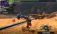 MHGen-Tigrex and Nargacuga Screenshot 005