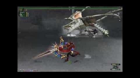 Monster Hunter Frontier - HR91 Doragyurosu Showcase 「ドラギュロス」 Part 1 2