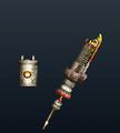 MH4U-Relic Gunlance 001 Render 002