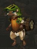 Felyne wood armor