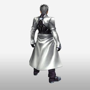 FrontierGen-Akahara Reisou Armor 002 (Male) (Both) (Back) Render