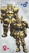 MH3U Uragaan Armor (Blade)