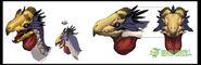 MHOL-沙雷鳥 Concept Artwork 009