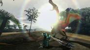 MH3U-Crimson Qurupeco Screenshot 005