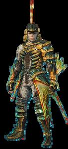 MHO-Plesioth Armor (Gunner) (Male) Render 001