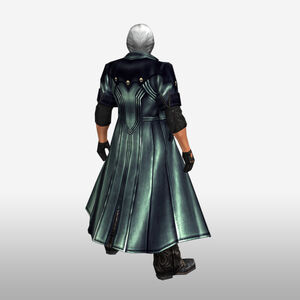 FrontierGen-Dante Armor 008 (Male) (Both) (Back) Render