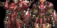 Hermitaur Armor (Gun)