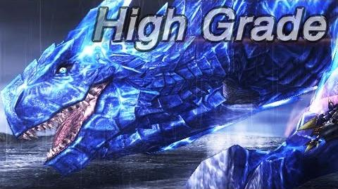 【MHF-G】HGE『ディオレックス』行ってみた!【High Grade Edition】