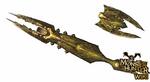 Nargacuga Sub Gunlance