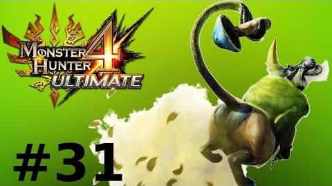 Monster Hunter 4 Ultimate Multiplayer -- Part 31 Planet of the Congalalas